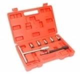 Набор фрез Partner PA-8039 для чистки седел дизельных форсунок 7пр.