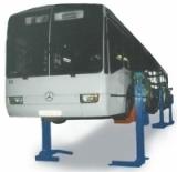 Автобусный передвижной подъемник ПП-15